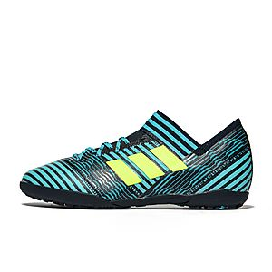 sports shoes 212b6 dc58e adidas Ocean Storm Nemeziz 17.3 TF Junior ...