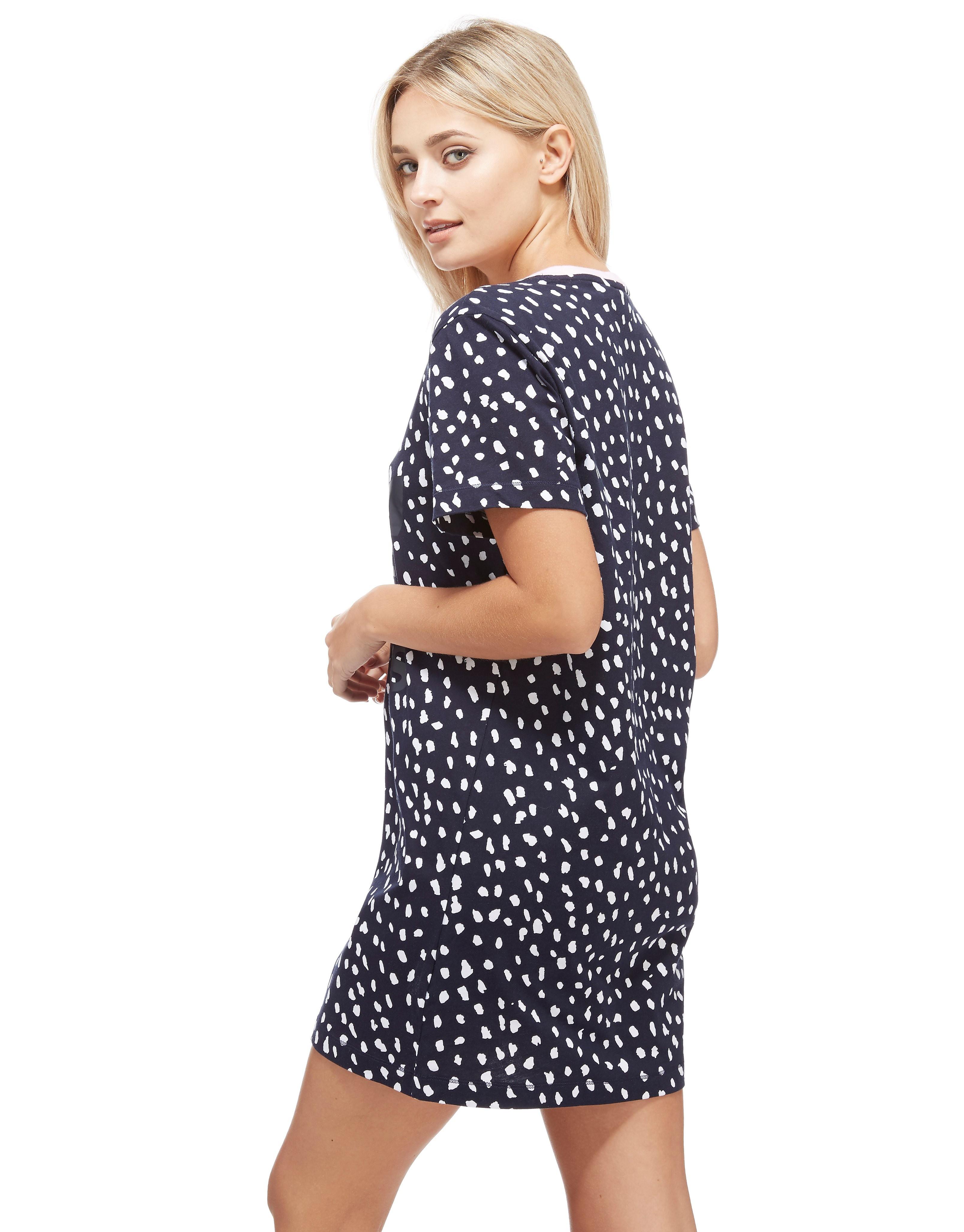 adidas Originals Print T-shirt dress