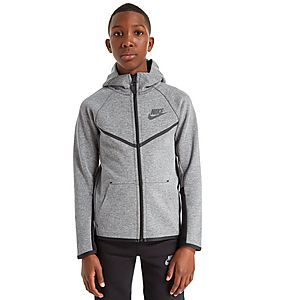 5c513959f50e Nike Tech Windrunner Hoodie Junior ...