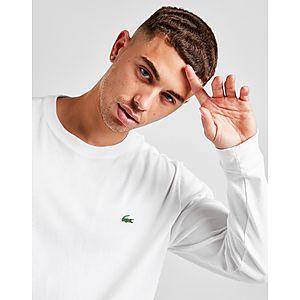 82732e2696e67 Lacoste Croc Long-Sleeved T-Shirt ...