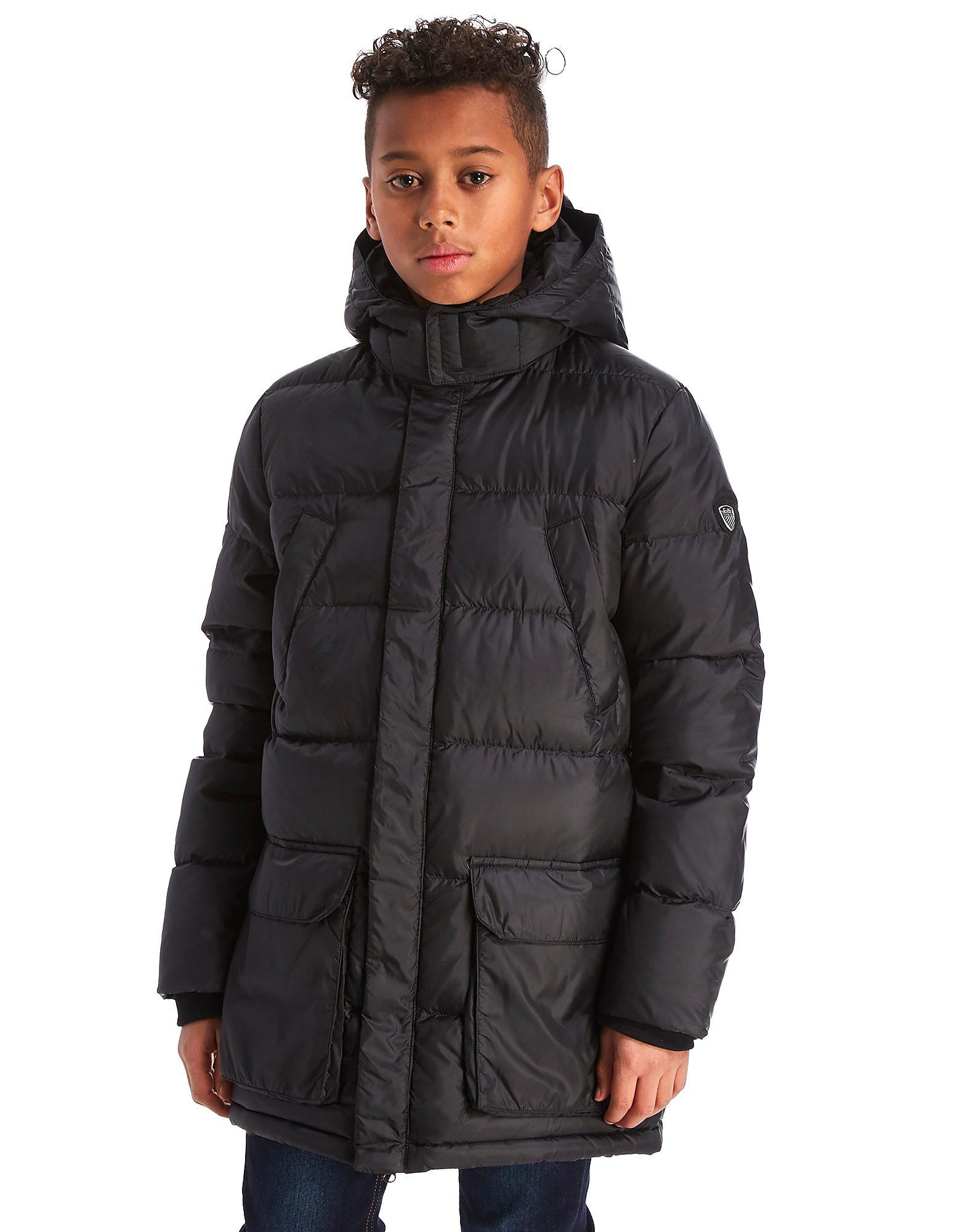Emporio Armani EA7 Mountain Parka Jacket Junior