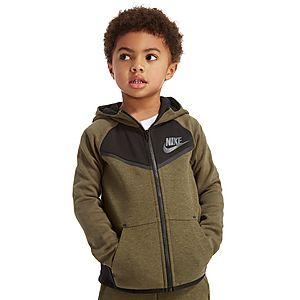 a7dc99cd5319 Nike Tech Fleece Full Zip Hoodie Children ...