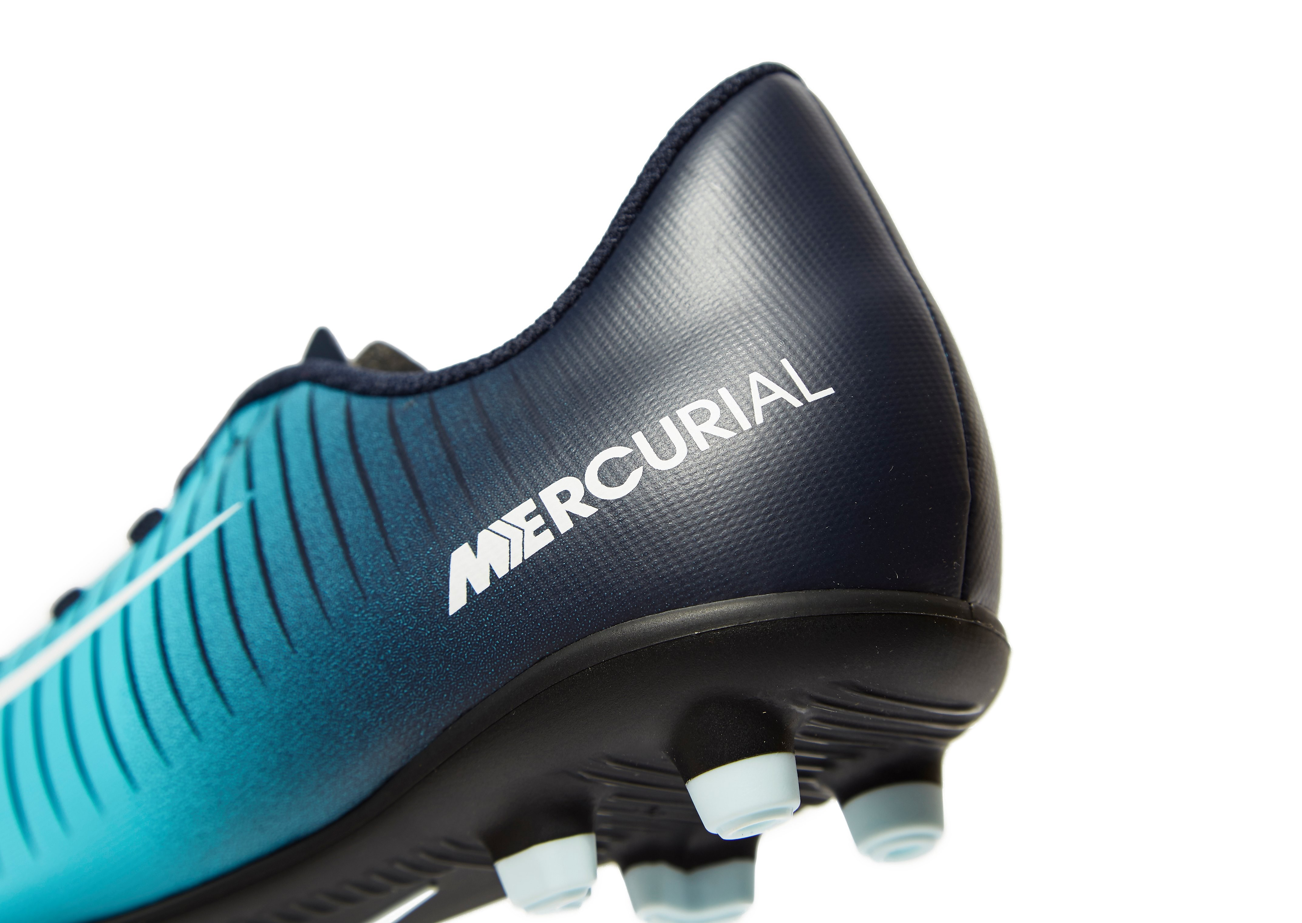 Nike Fire and Ice Mercurial Vortex FG Children