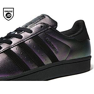 adidas superstar black purple