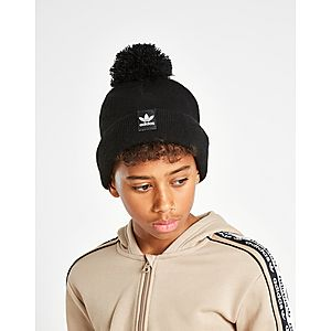 timeless design 46cb0 bde96 adidas Originals Logo Pom Beanie Junior ...