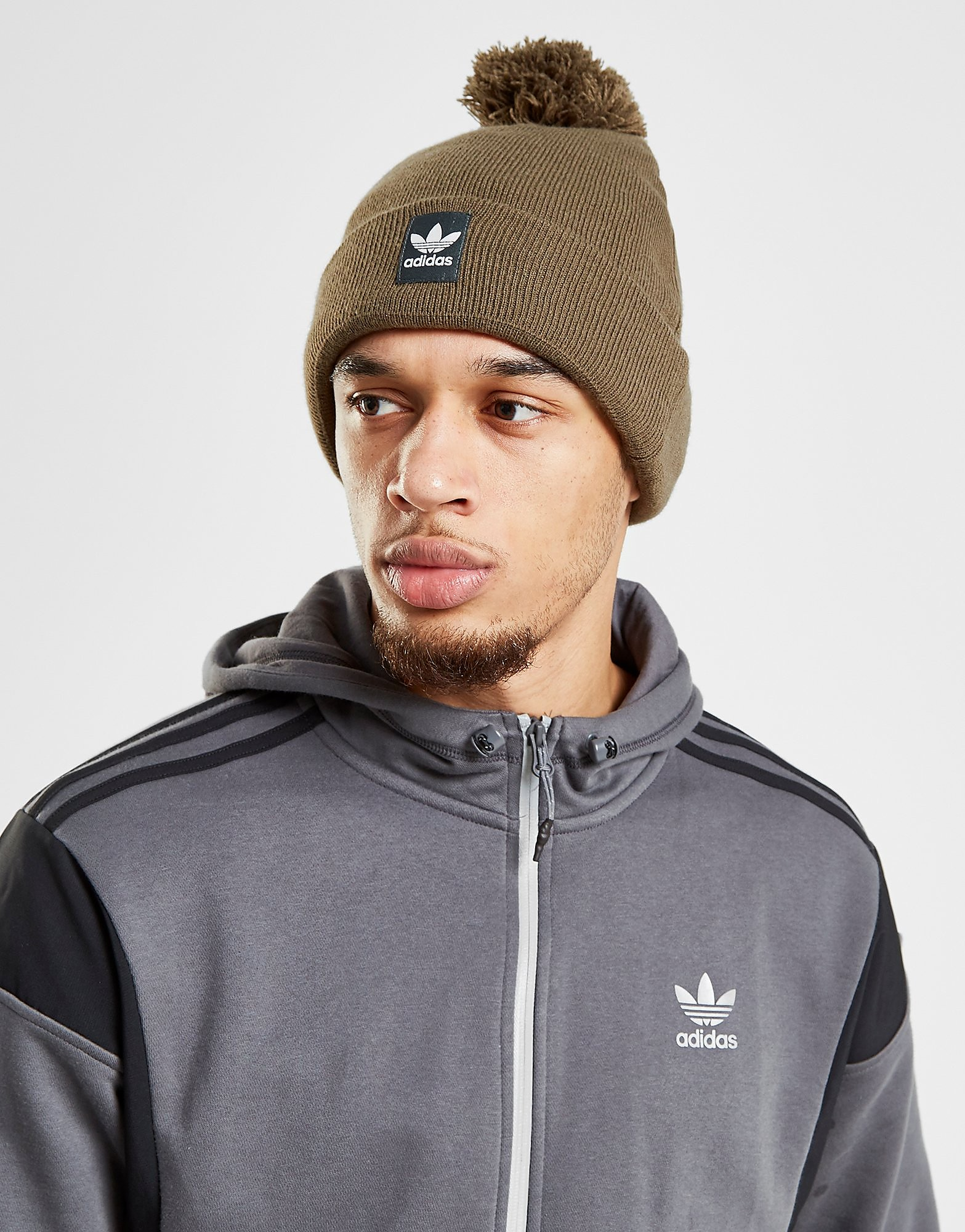 adidas Originals Logo Bobble Hat