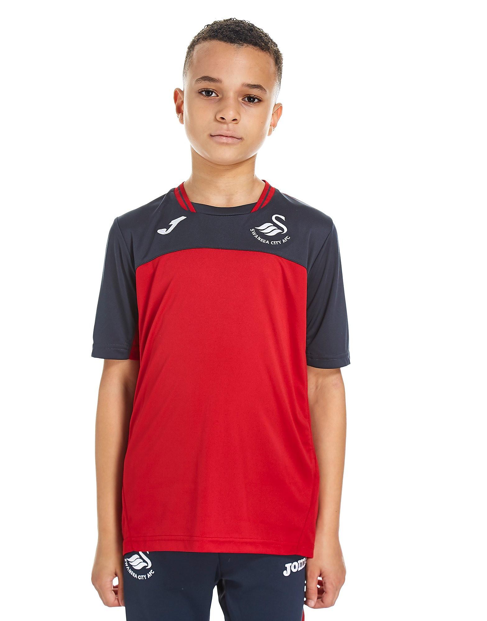 Joma Swansea City 2017 Training Jersey Junior