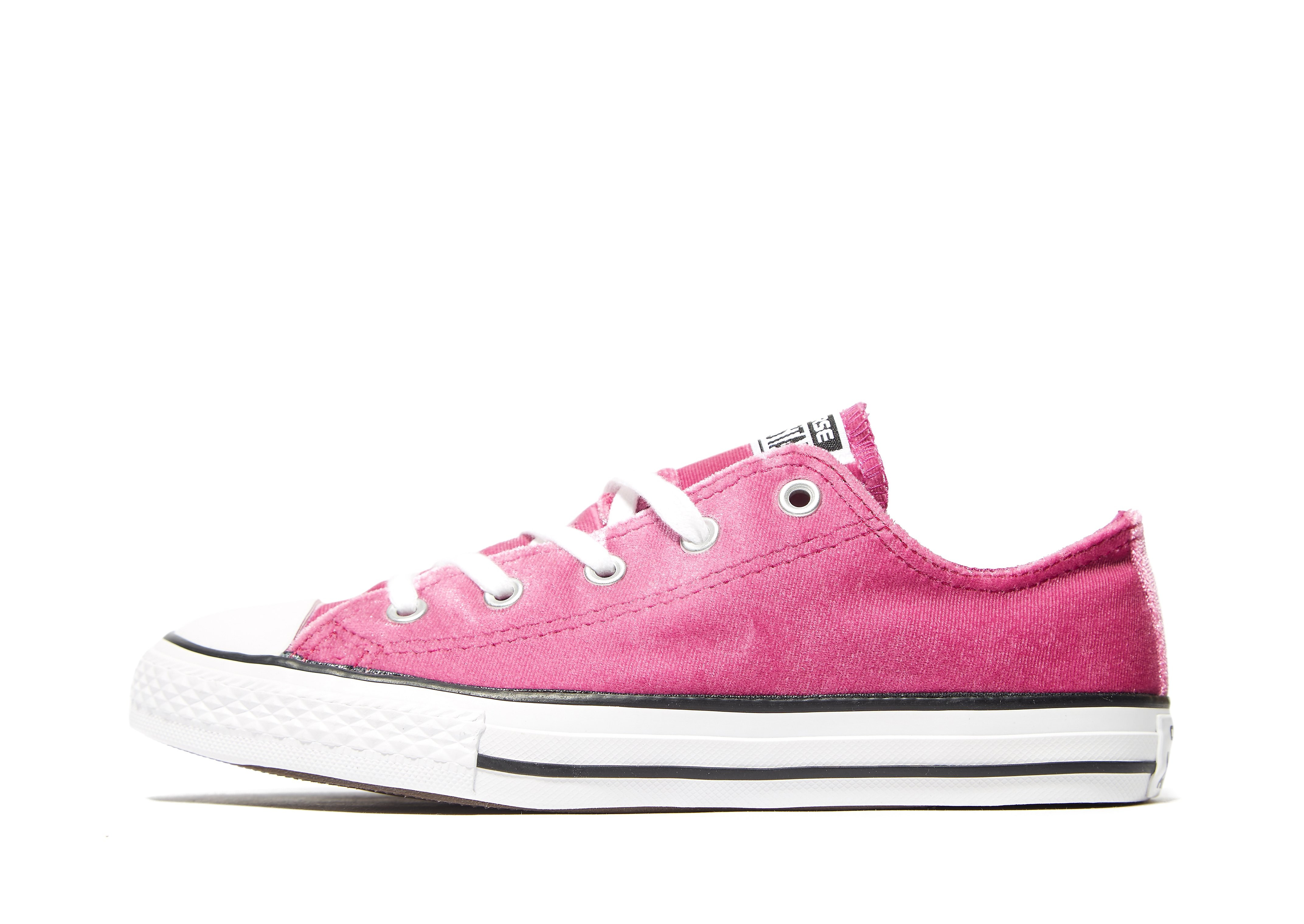 Converse All Star Ox Velvet Children