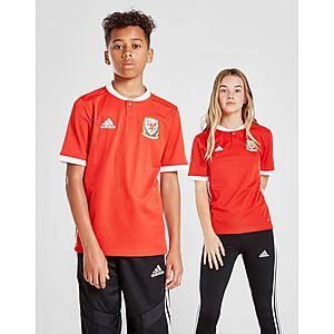 adidas Wales 2018 19 Home Shirt Junior ... 36857e69e