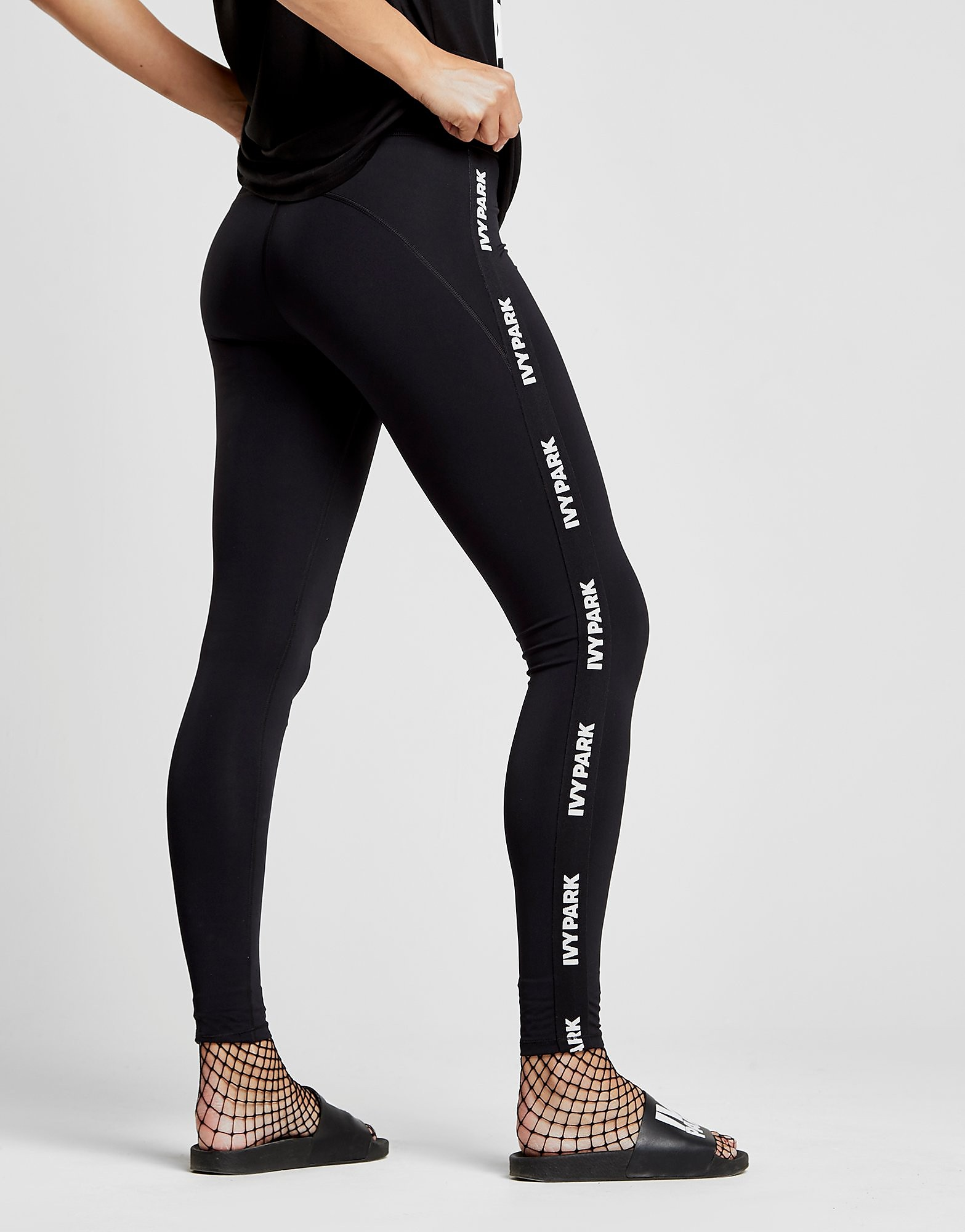 IVY PARK Logo Tape Tights