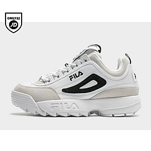 newest collection 3bd3f 566a9 FILA Disruptor II Women s