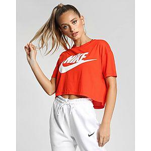 2adec79888ea8 NIKE Sportswear Essential Cropped Short Sleeve T-Shirt