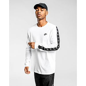 e92f550b30605 NIKE Sportswear Long Sleeve Swoosh T-Shirt