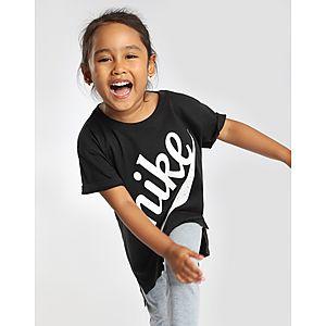 NIKE Girls  Sportswear Icon Futura T-Shirt Junior 882f3a4188