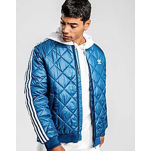20af16b880fb adidas Originals Bomber Quilted Superstar Jacket