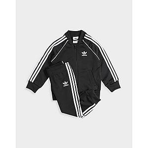 b2ff245ec28e adidas Originals adicolor Superstar Track Suit Infant