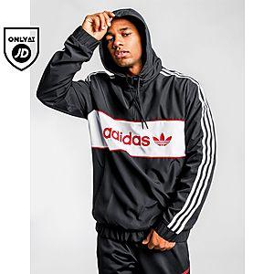 00bdd85a5316 adidas Originals Linear Windbreaker