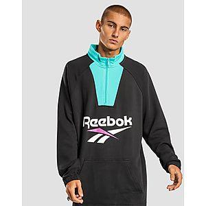a3d3aaa2963 REEBOK Classics Vector Quarter-Zip Sweatshirt