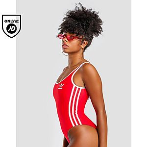 caef4a13d76ed adidas Originals 3-Stripes Swimsuit