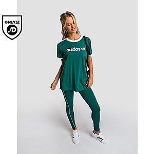 cf0595d7f7b adidas Originals 3-Stripes California Linear T-Shirt