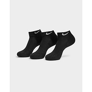 8b69f9a613792f NIKE 3 Pack Everyday Cushion Low Training Socks