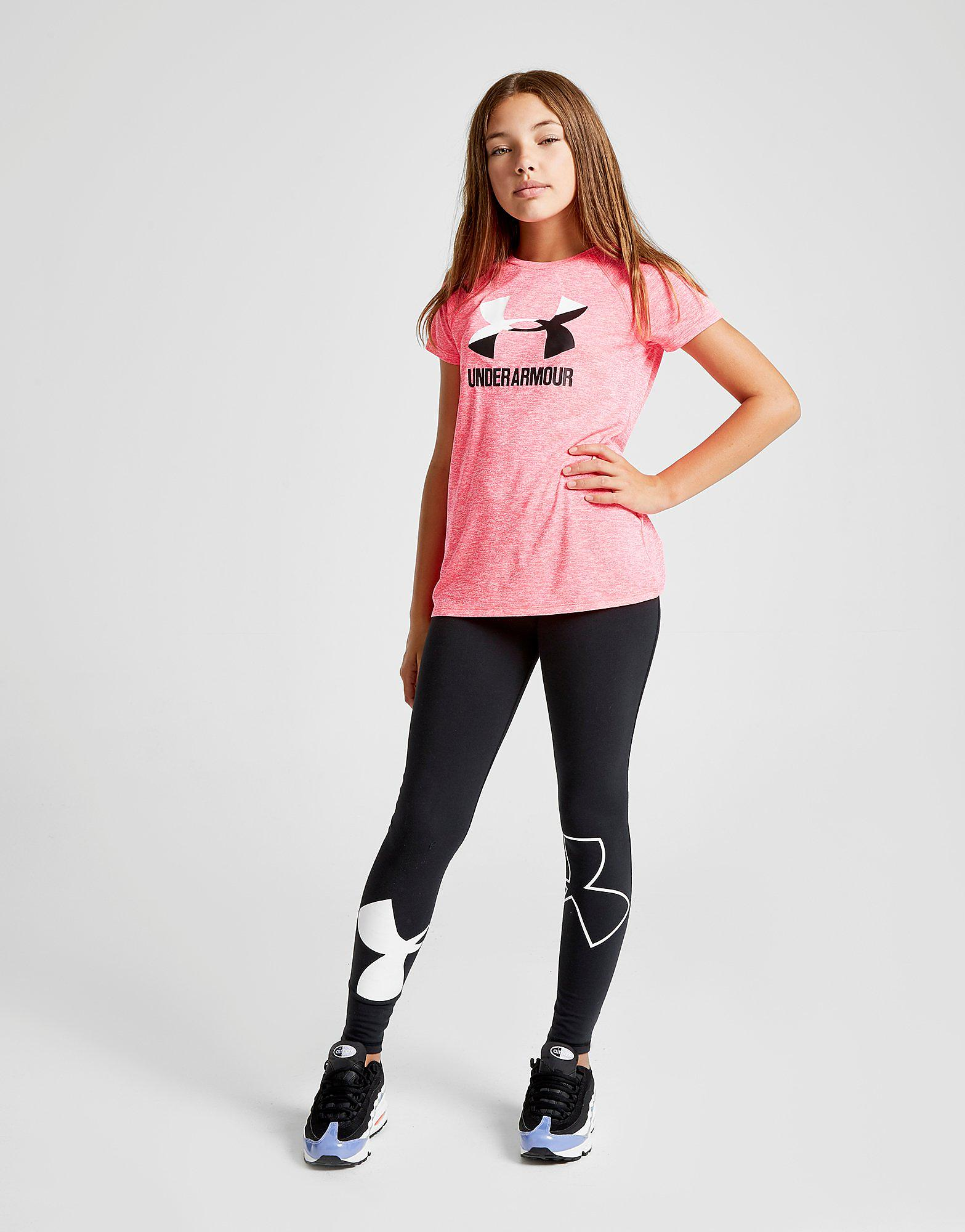 Under Armour Girls' Favourite Knit Leggings Junior