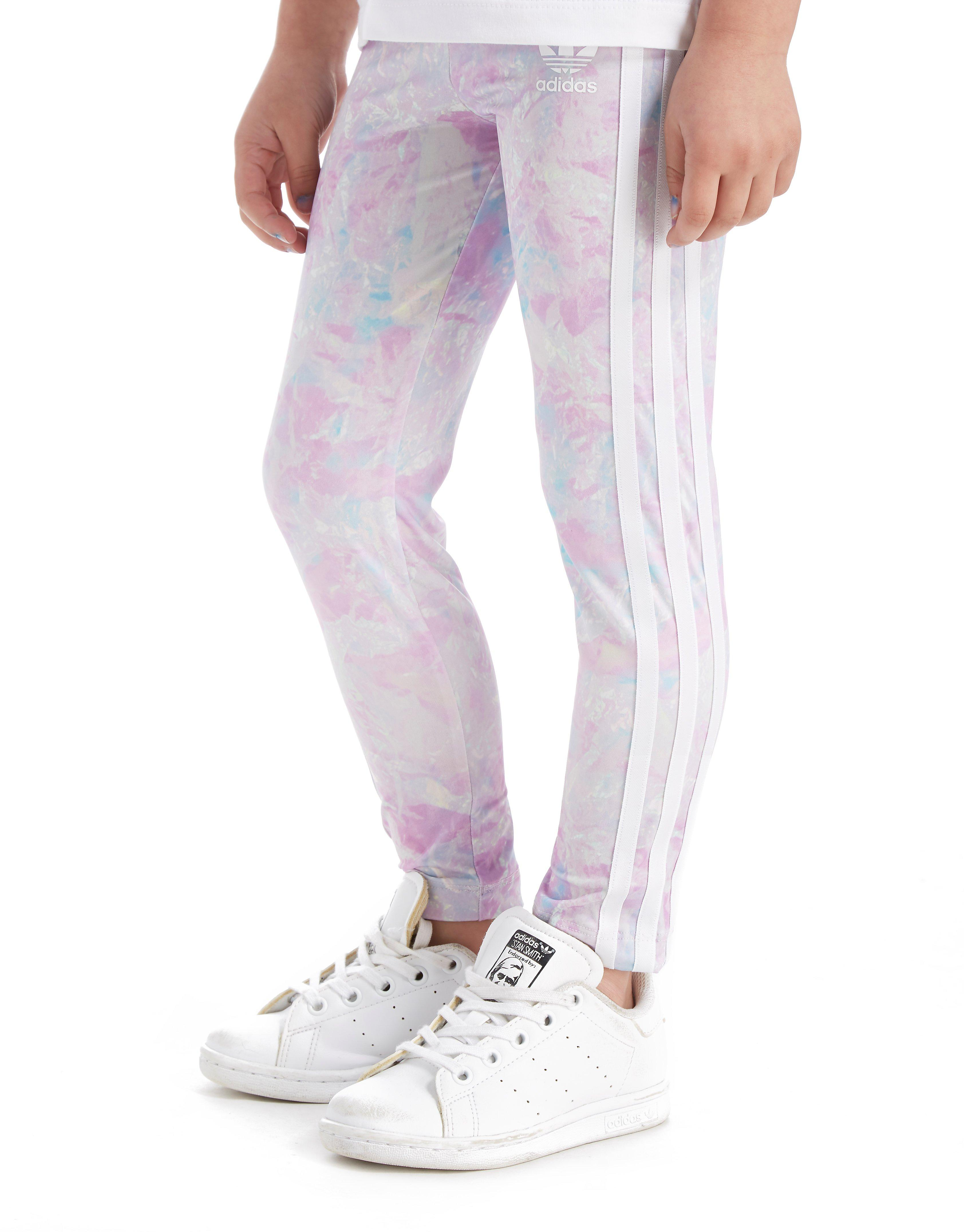 adidas Originals Girls' Graphic Legging Kinderen