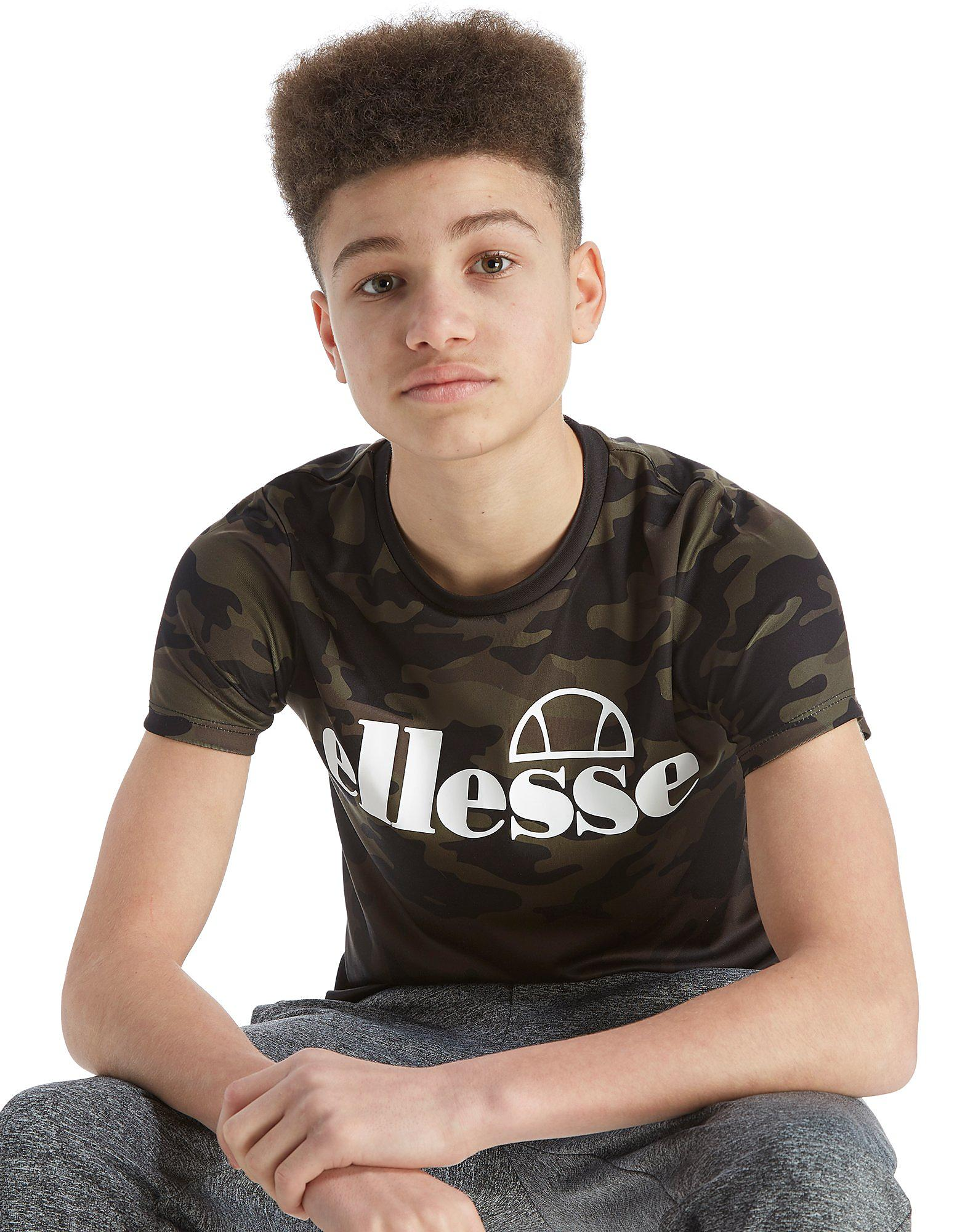 Ellesse Bergio Fade Poly T-Shirt Junior