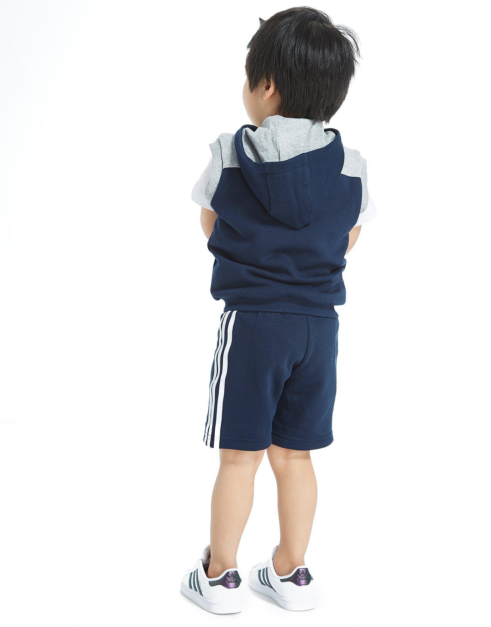 adidas Originals 3 Piece Sleeveless Suit Baby's