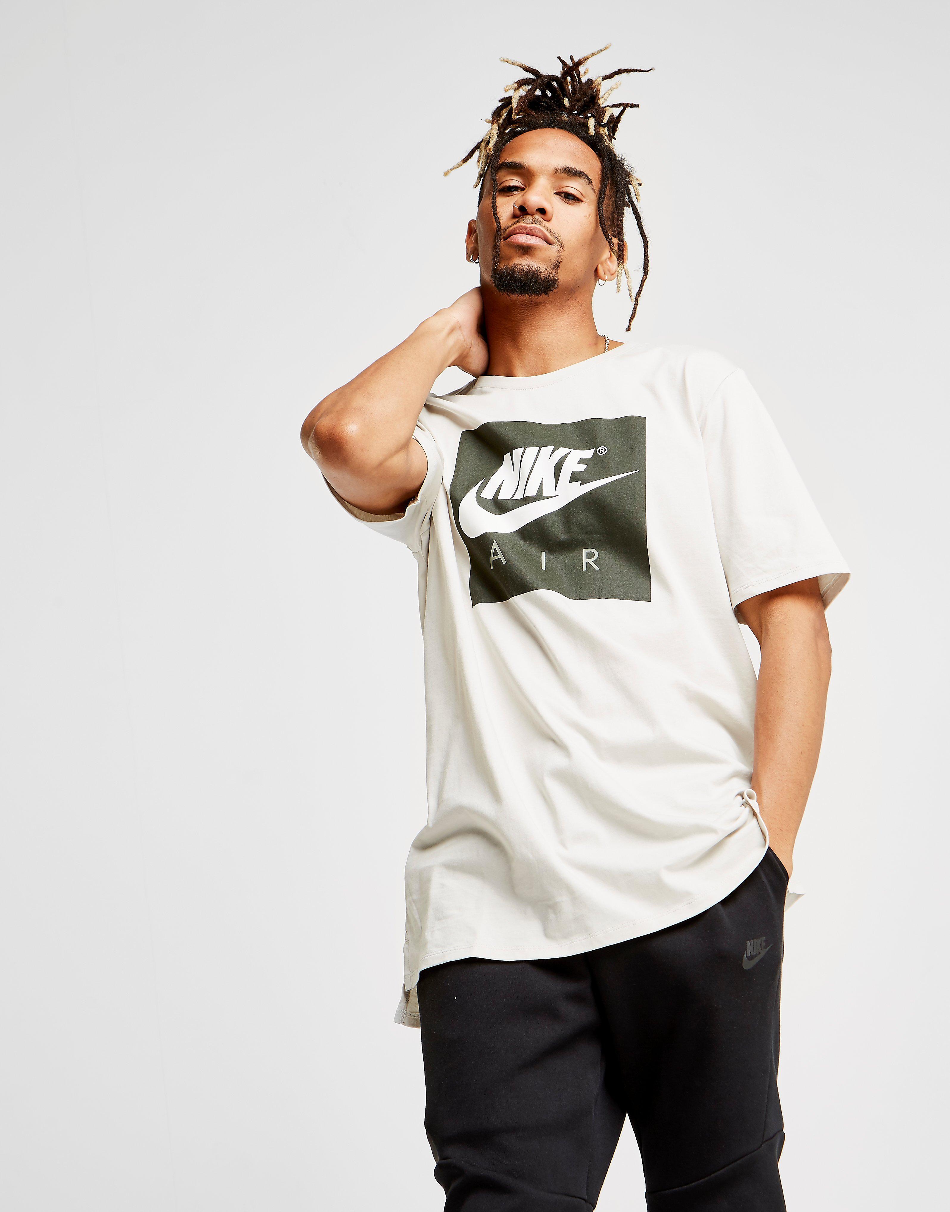 Nike Air Box Logo T-Shirt Heren