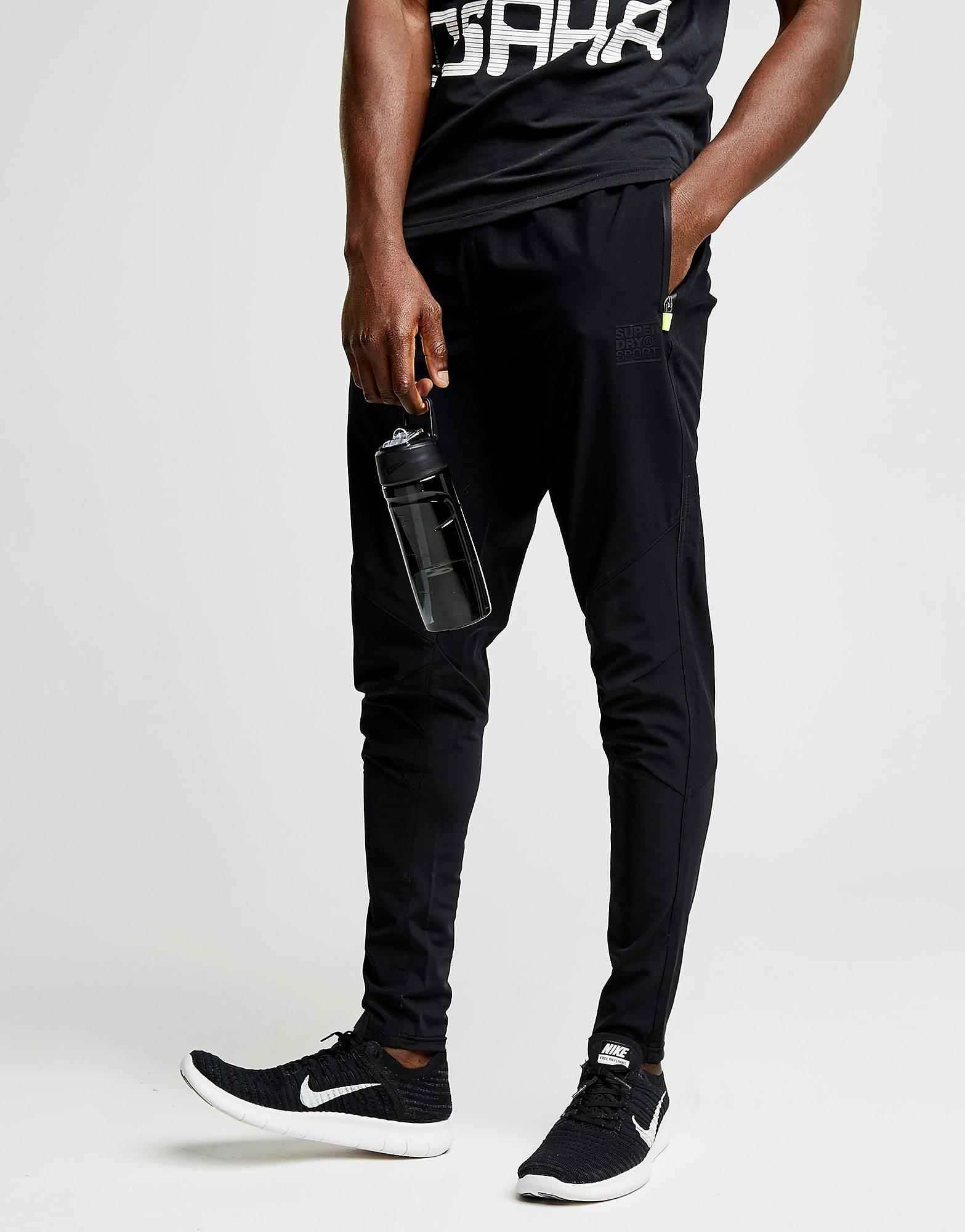 Superdry Sport Woven Stretch Training Pants Heren