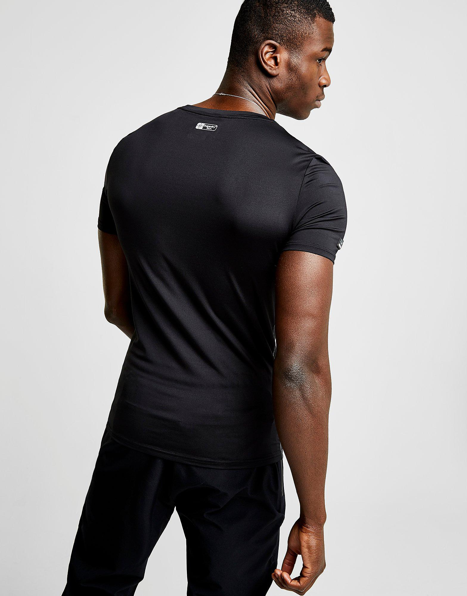 Superdry Sport Athletic Core Short Sleeve T-Shirt