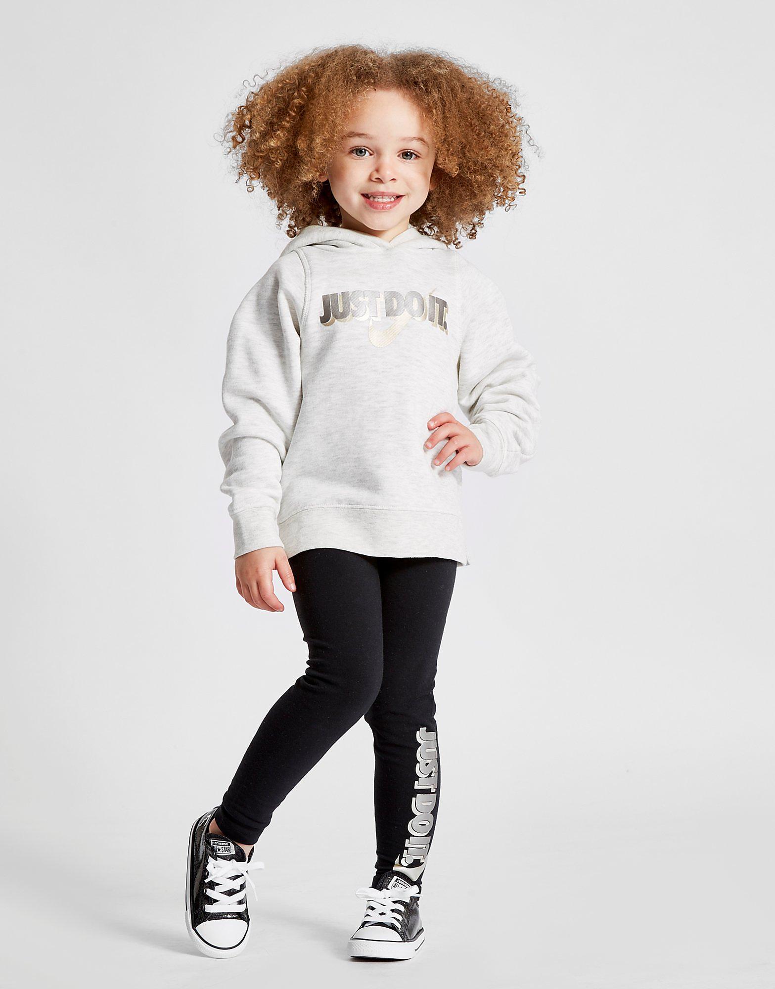 Nike Girls' Just Do It Hoodie & Leggings Set Kinderen