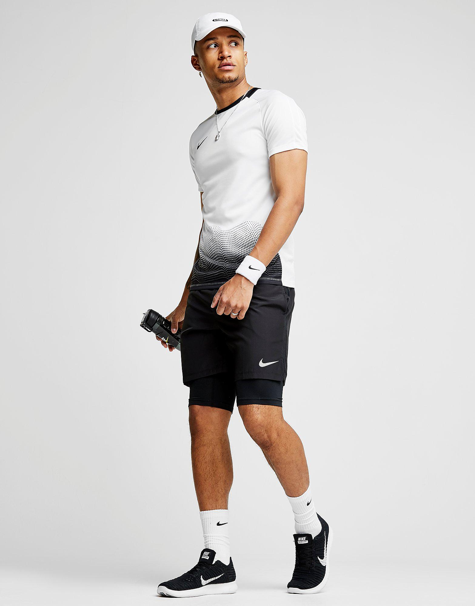"Nike 7"" Challenger 2 in 1 Shorts Heren"