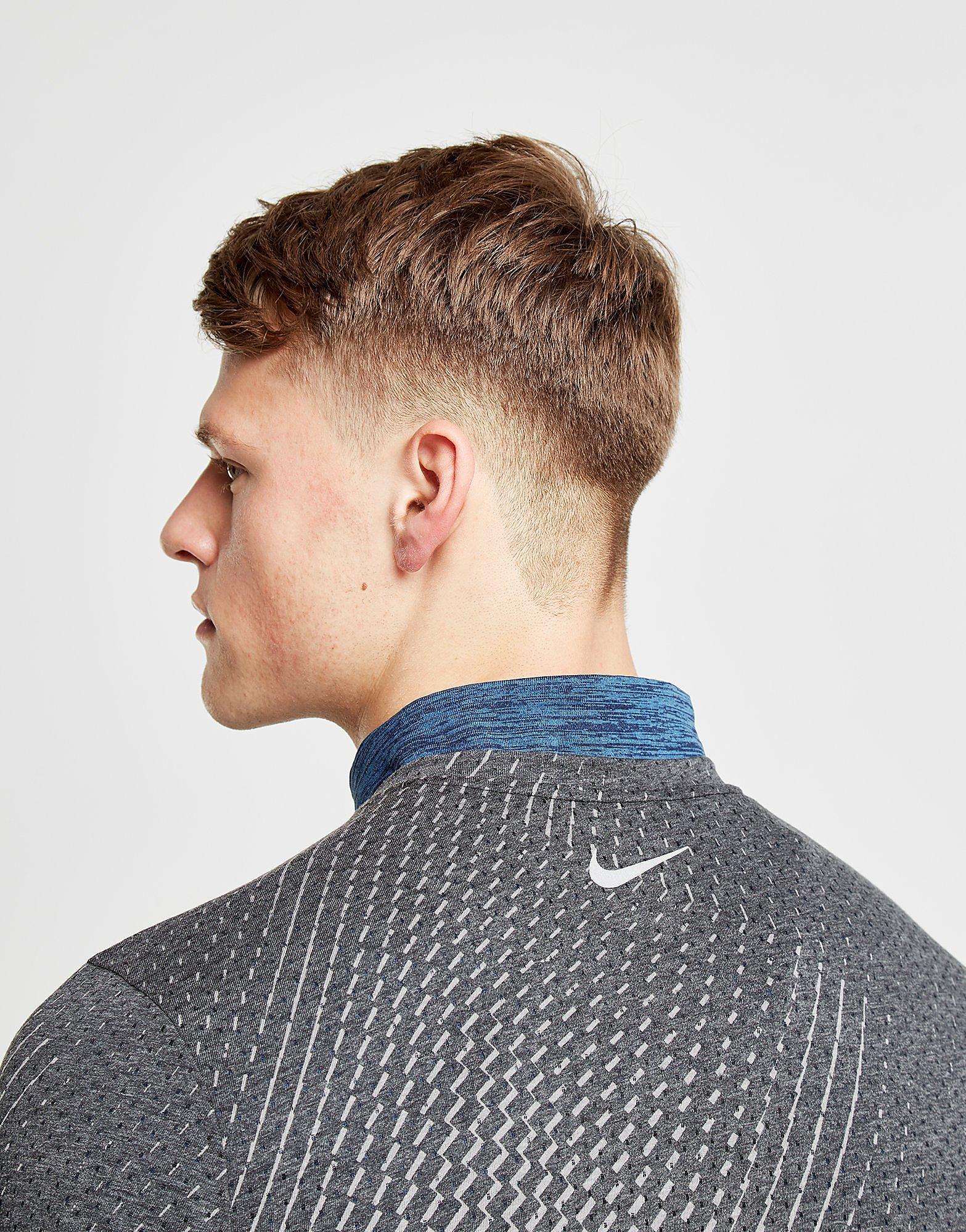 Nike Breathe Rise Short Sleeve T-Shirt Heren