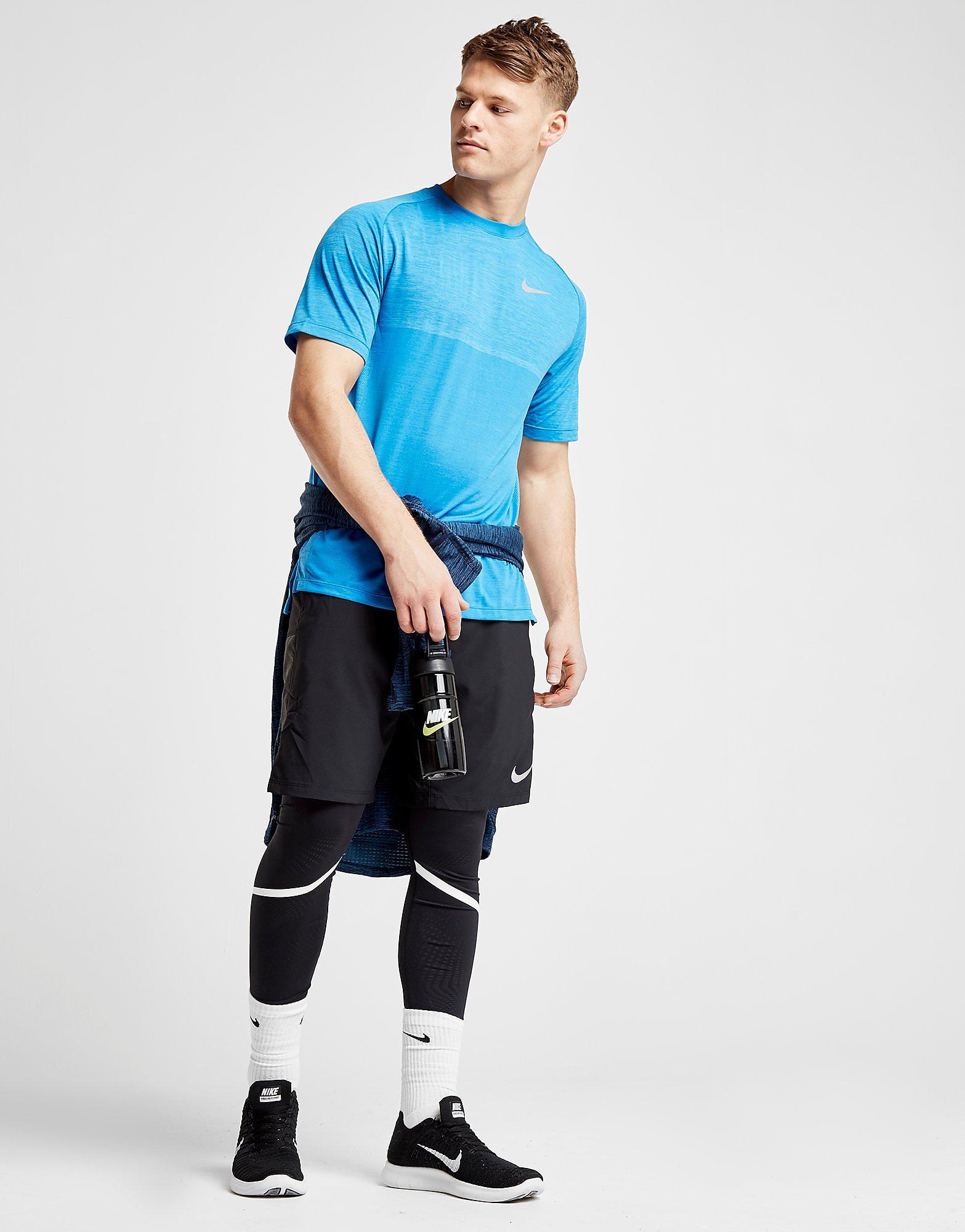 Nike Dry Medalist Short Sleeve T-Shirt Heren