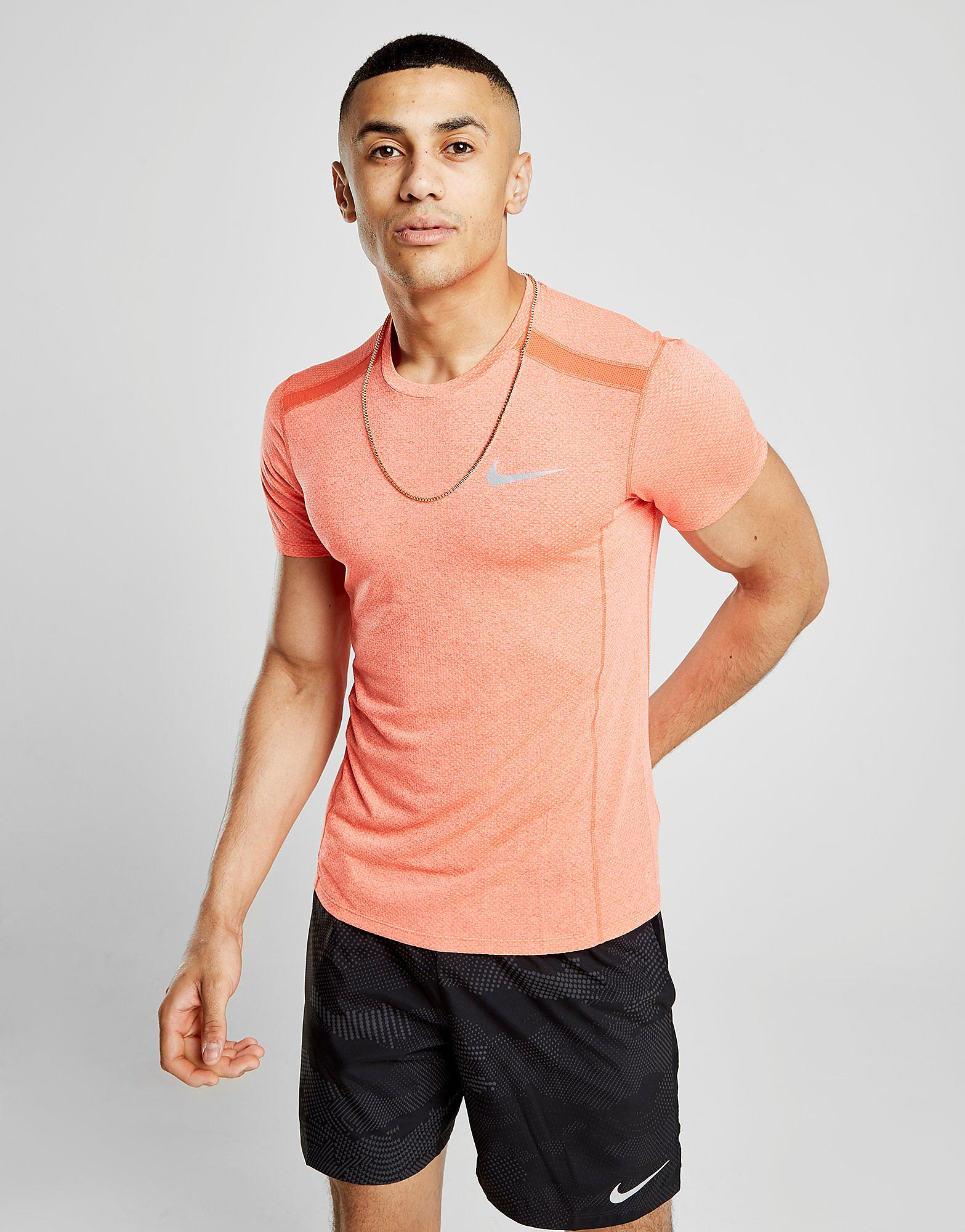 Nike Breathe Miler Short Sleeve T-Shirt