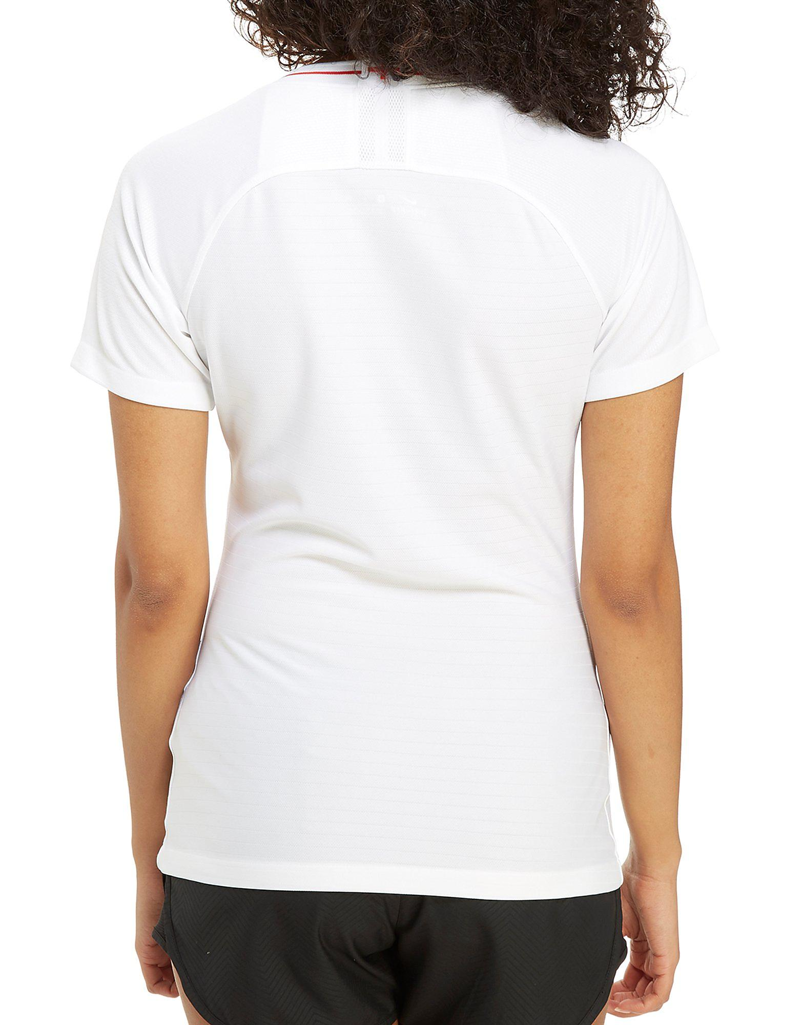 Nike England 2018 Home Shirt Dames