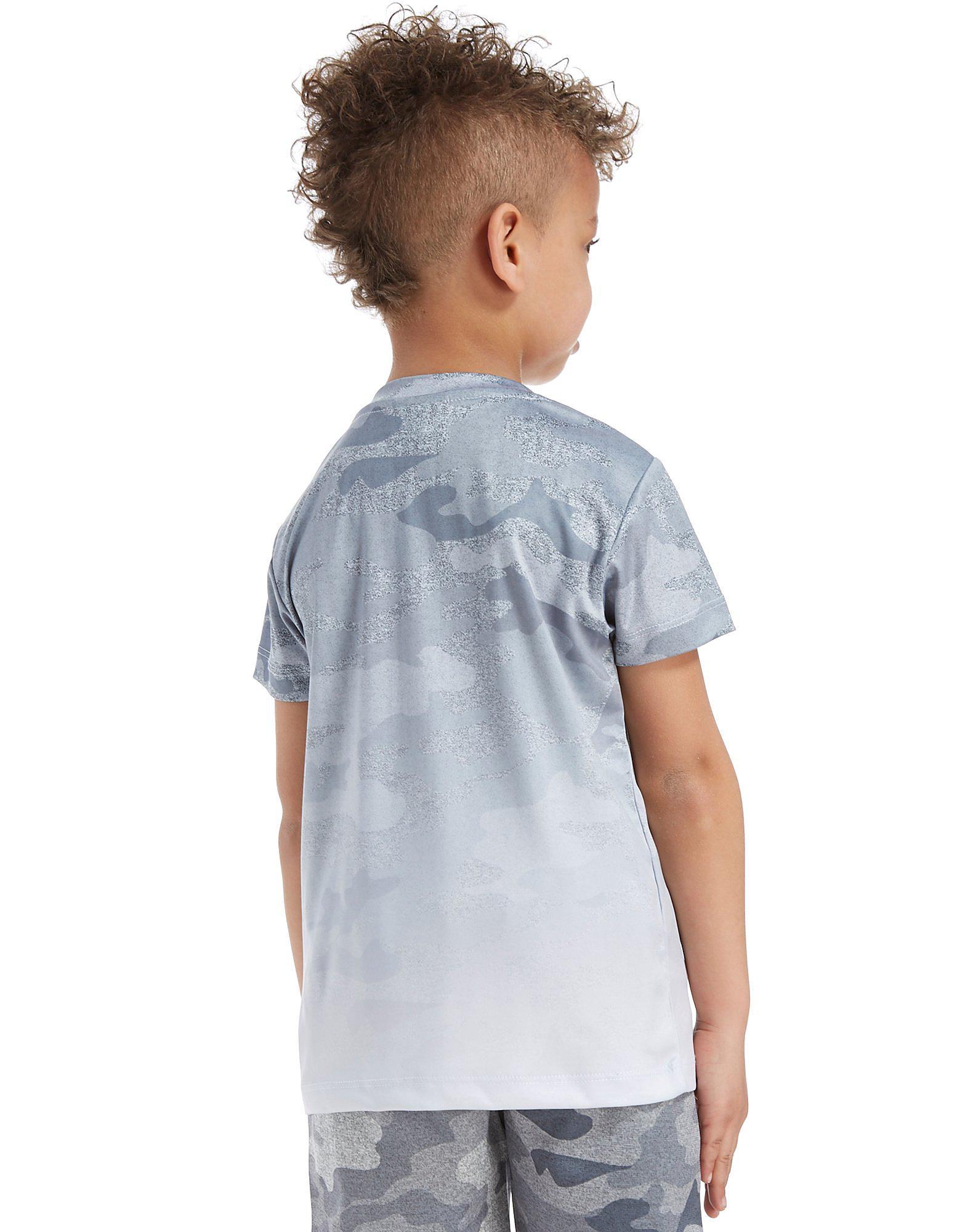 Ellesse Puccio Fade Camo T-Shirt Kinderen