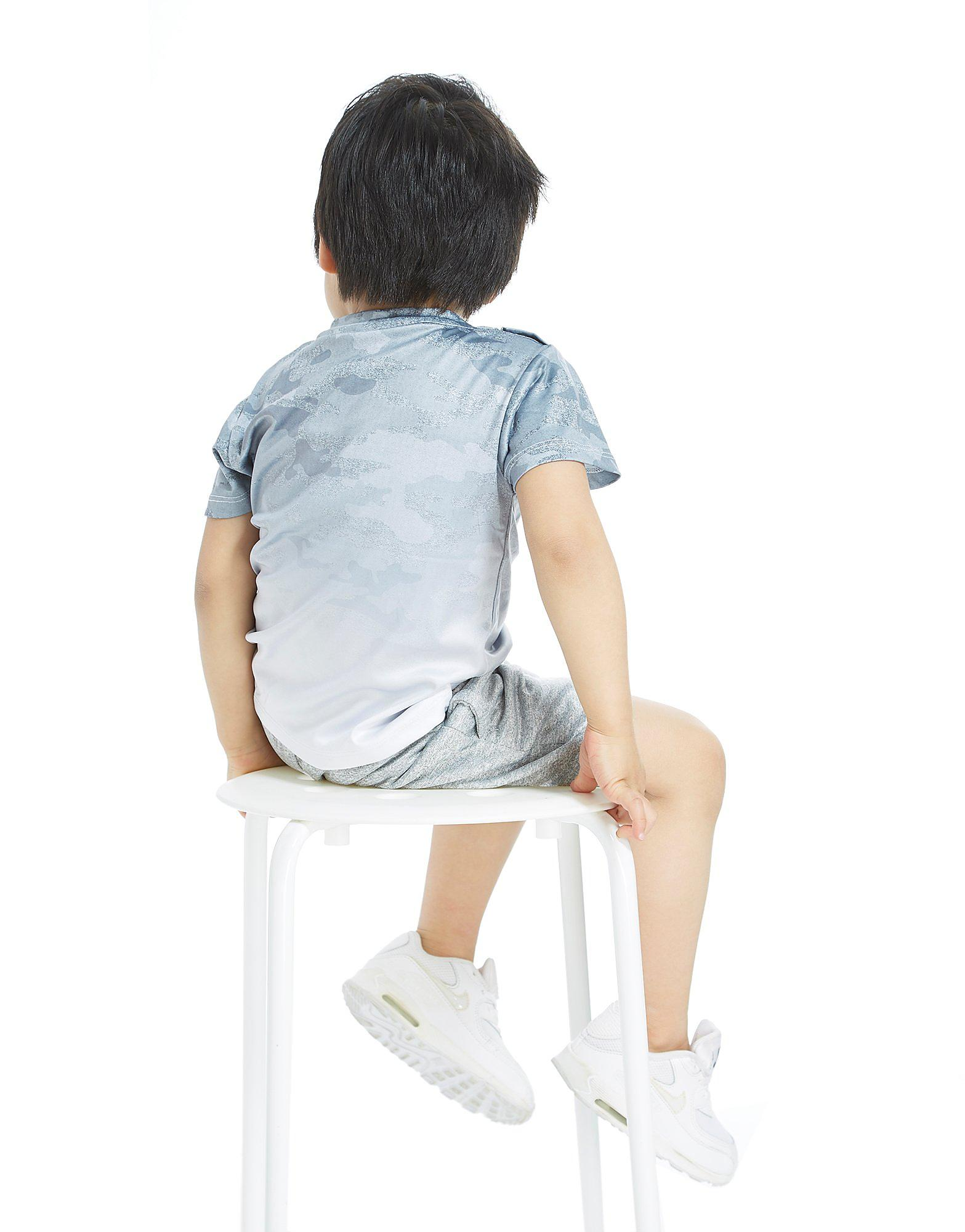 Ellesse Diego Fade T-Shirt & Shorts Set Baby's