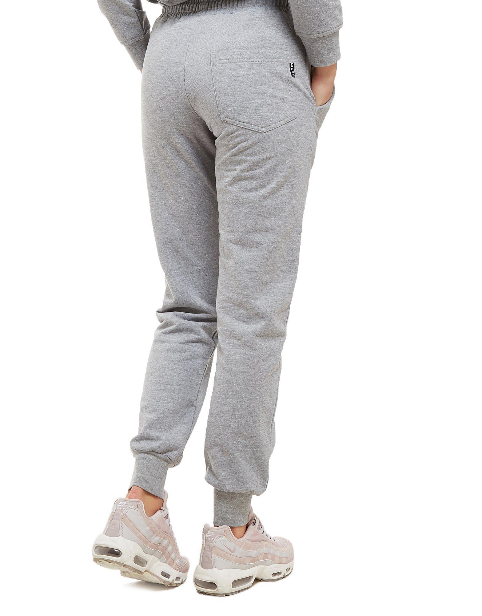 Nicce Slice Logo Pants Dames