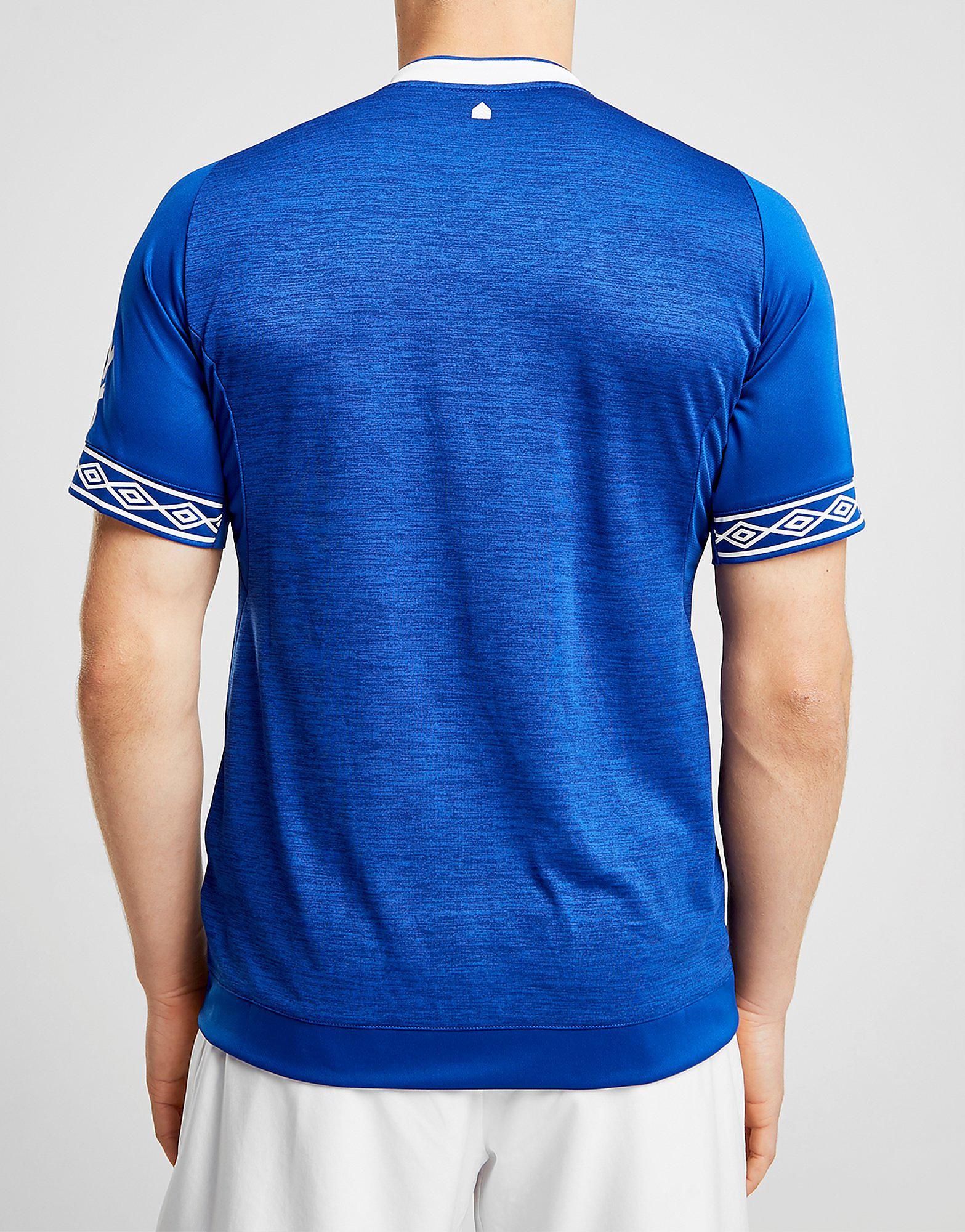 Umbro Everton FC 2018/19 Home Shirt Heren
