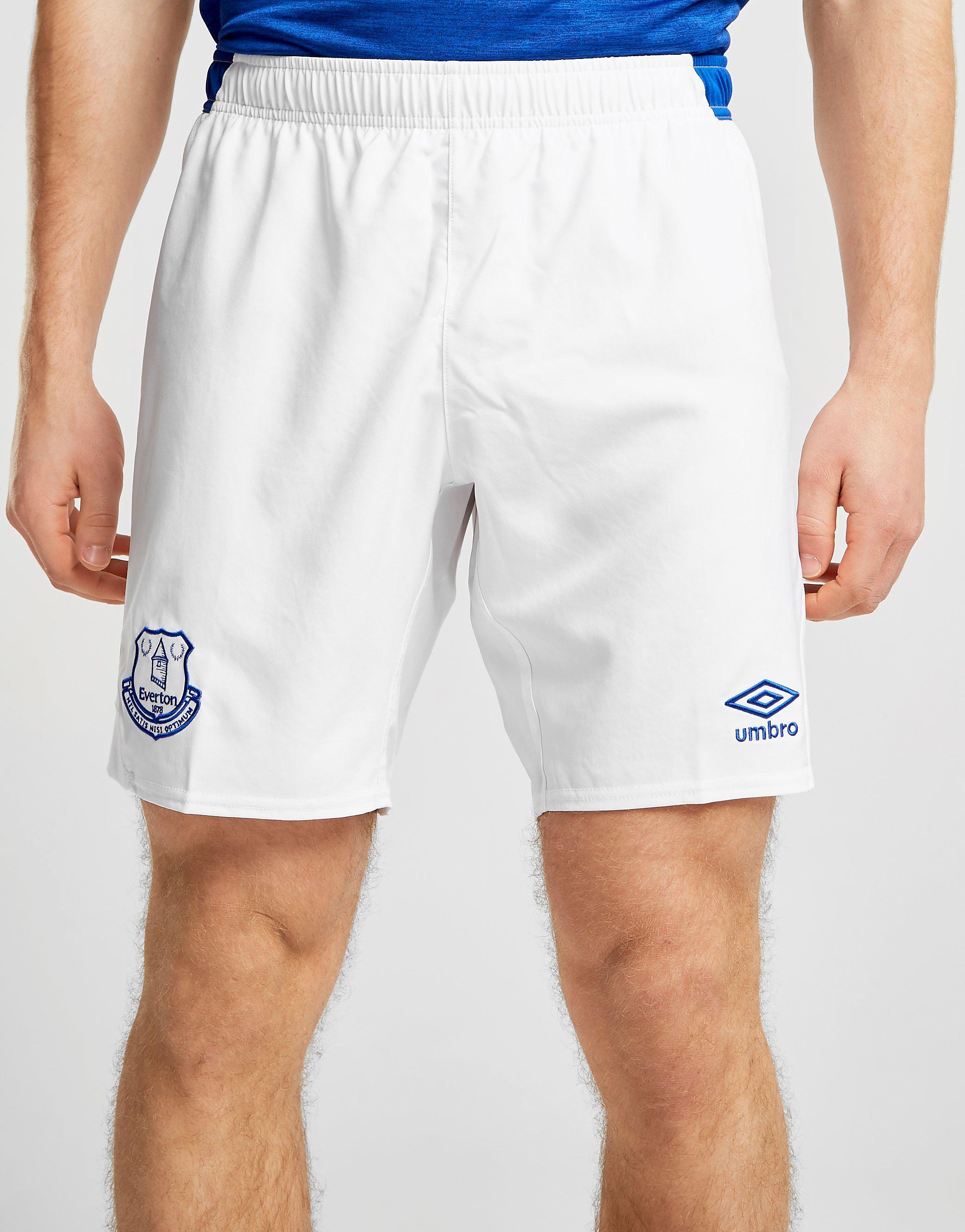Umbro Everton FC 2018/19 Home Shorts Heren