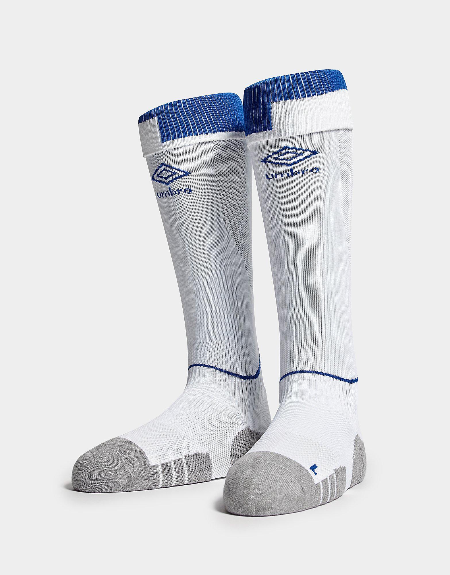 Umbro Everton FC 2018/19 Home Socks Heren