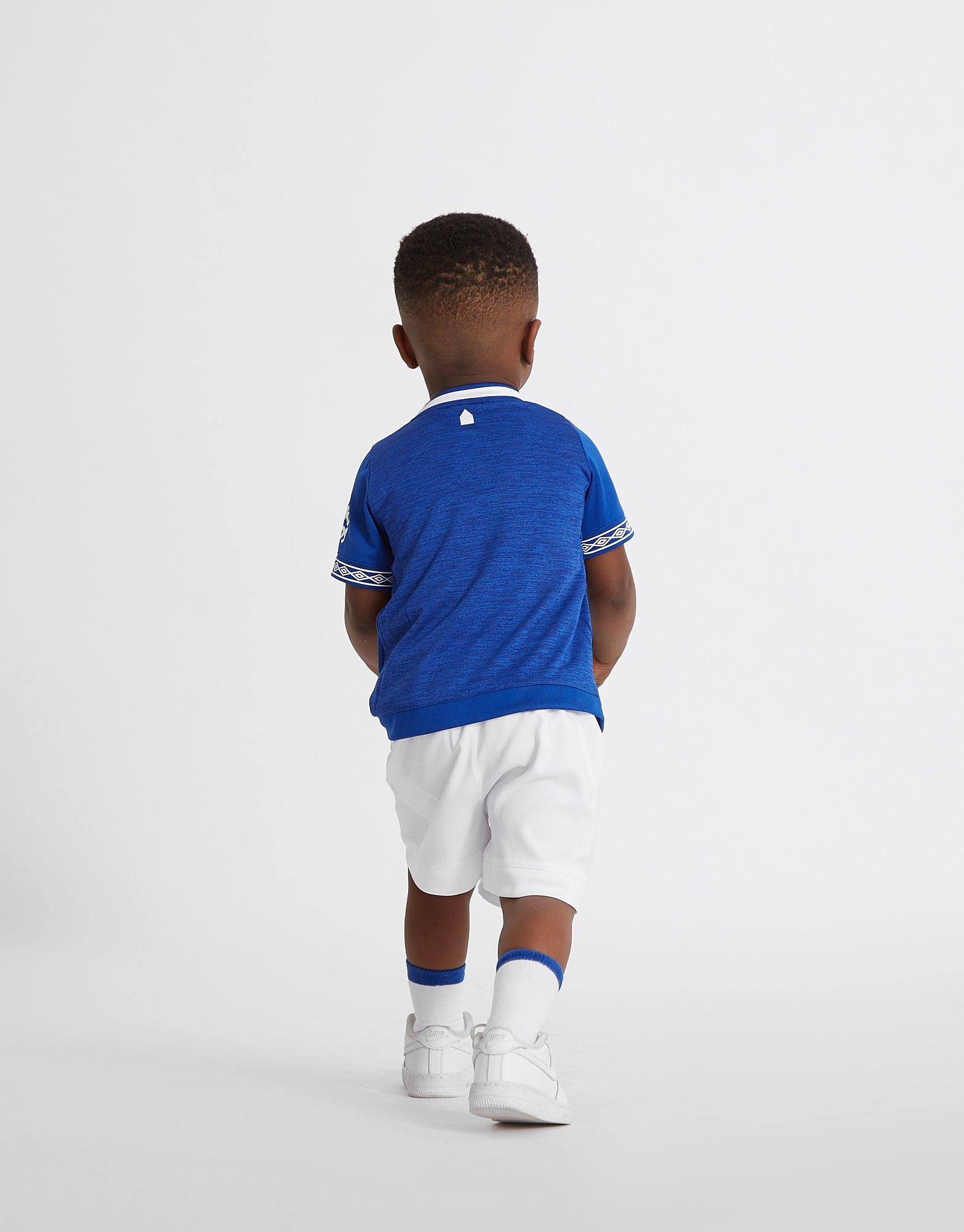 Umbro Everton FC 2018/19 Home Kit Baby's