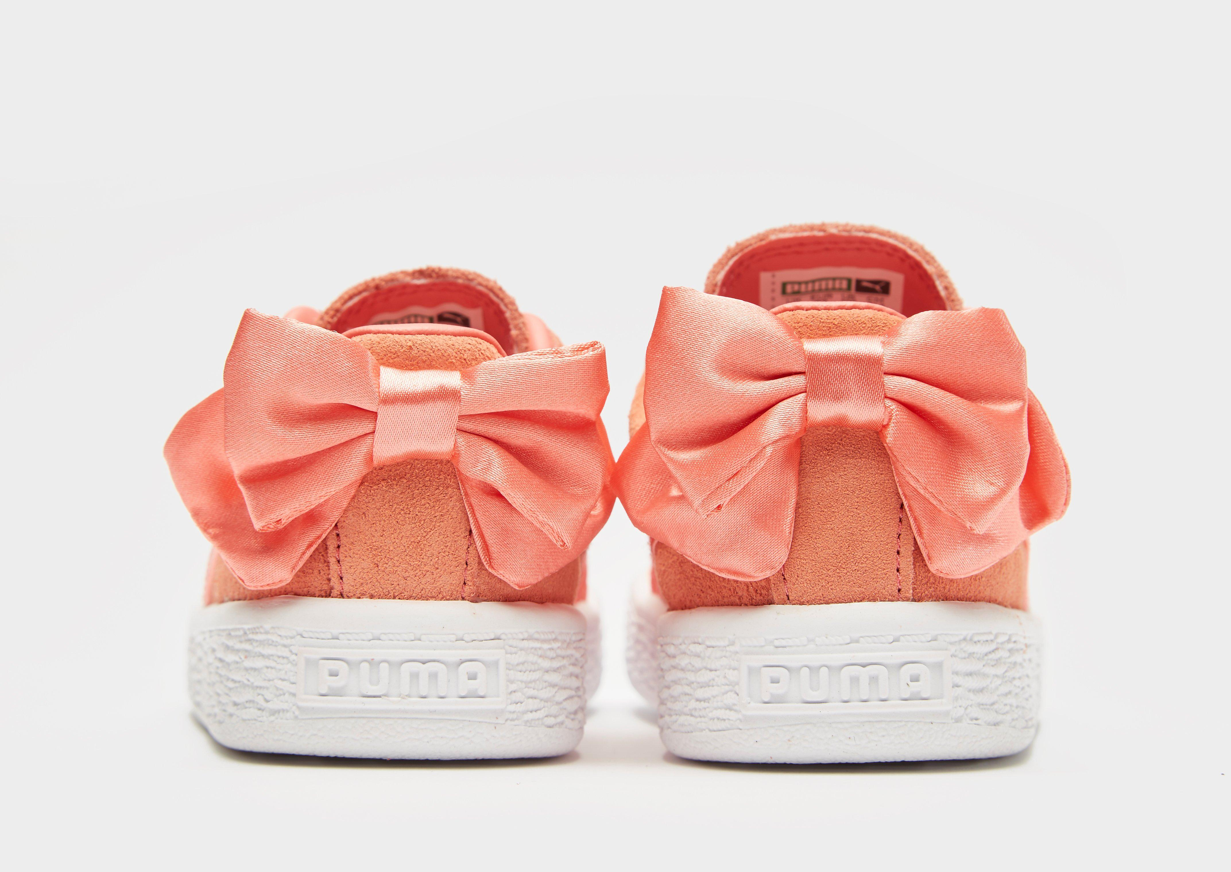 PUMA Suede Bow Baby's