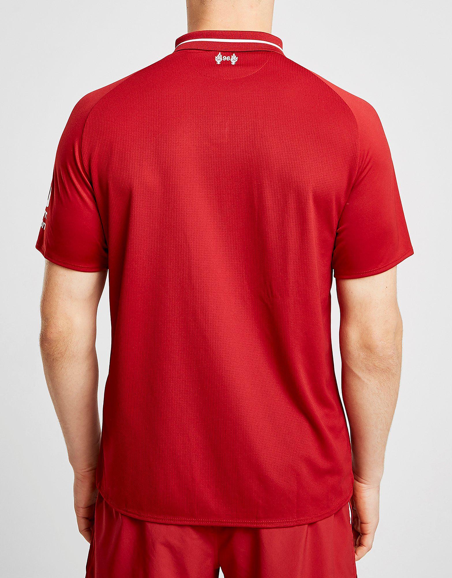 New Balance Liverpool FC 2018 Home Shirt Heren