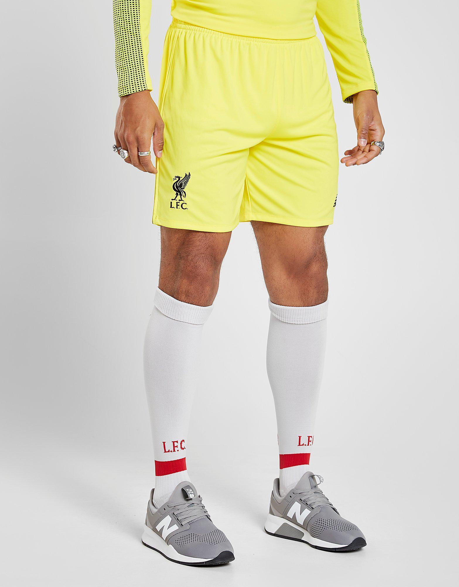 New Balance Liverpool FC 2018 Home Goalkeeper Shirt Heren