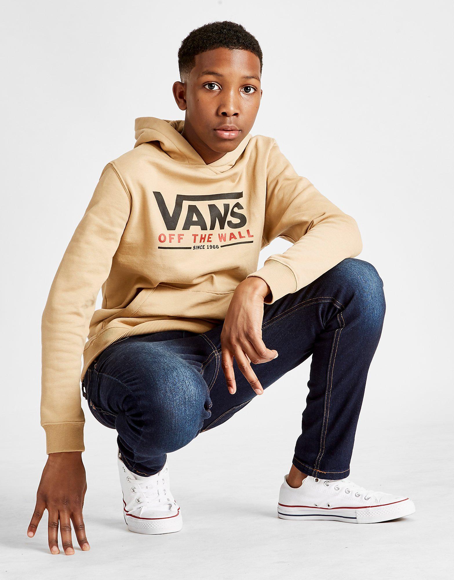 Vans Off The Wall Fleece OG Hoodie Junior