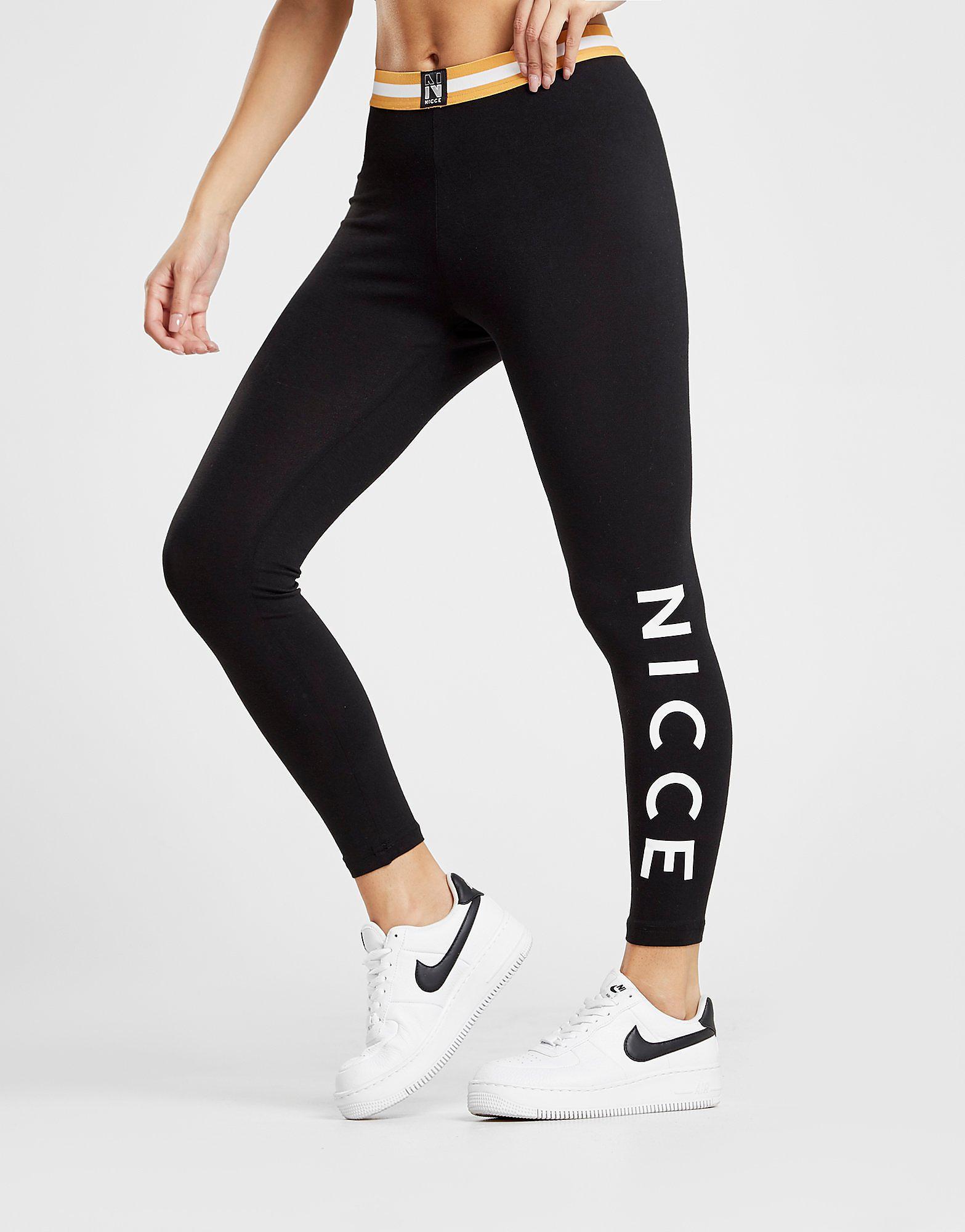 Nicce Tape Waist Leggings